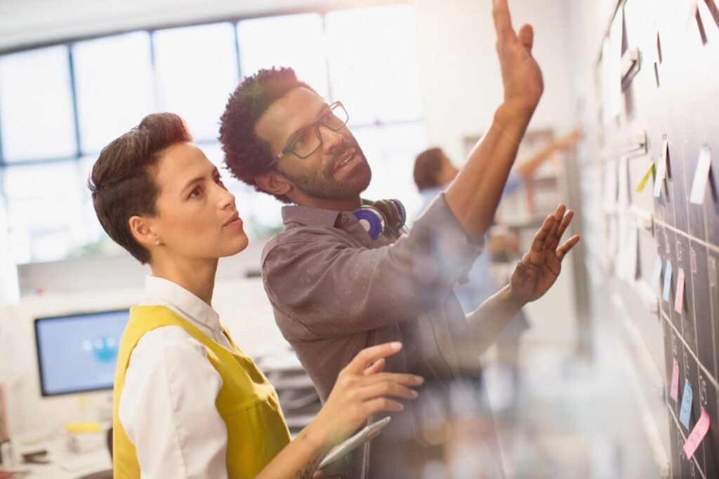 Innovazione e apprendimento - utilizza tecniche come LEAN e realtà aumentata
